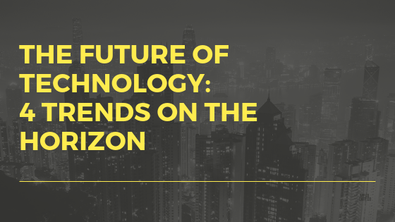 What will the future of technology bring? What will our children's world look like? Here are a few technologies already on their way.