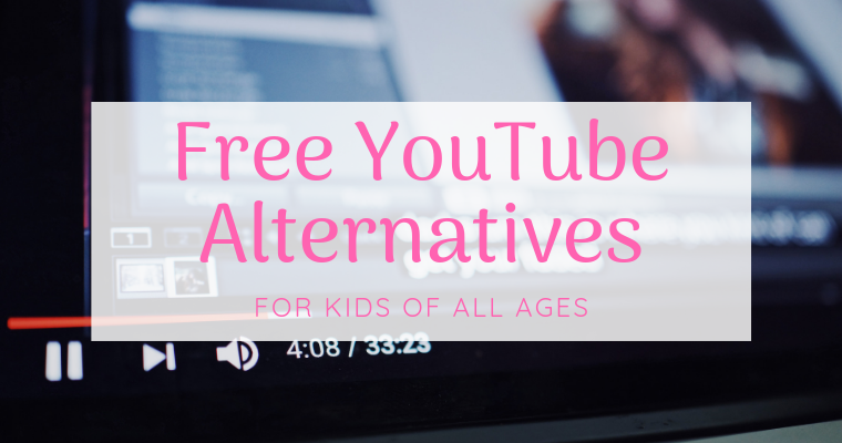 7 Safe & Free YouTube Alternatives for Kids of All Ages