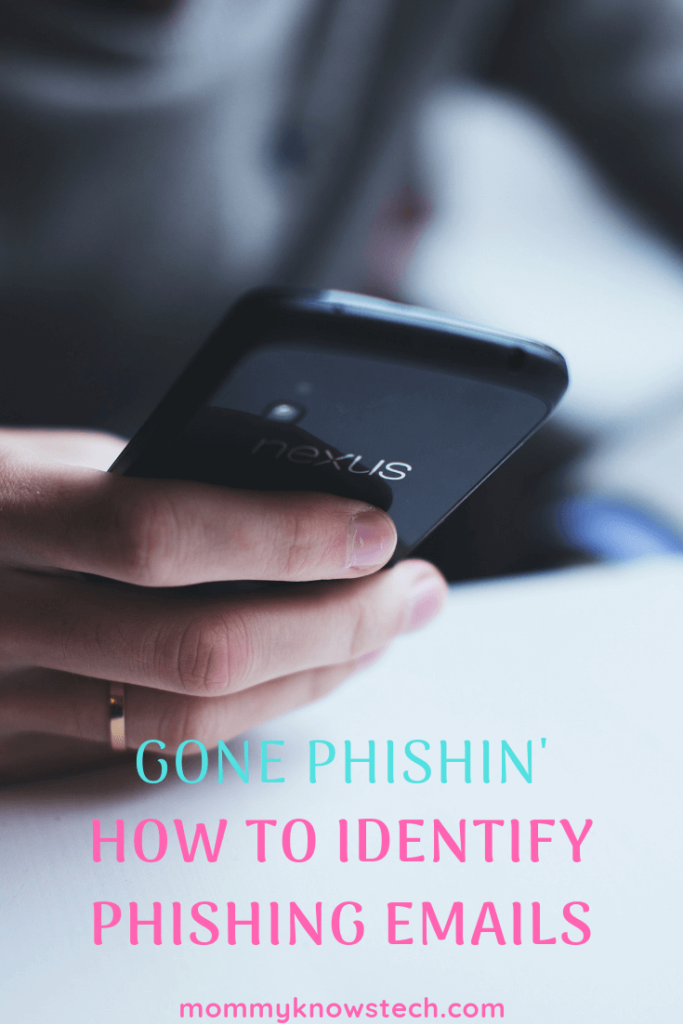Don't fall for a phishing email! Here's how you can identify phishing and keep your personal information safe.