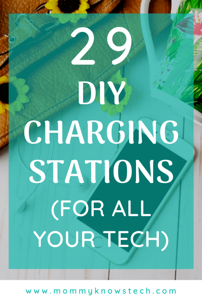 Your family will sleep better, curb device addiction, and get along better when you're not on your phones all day and all night--and a family charging station is a great way to accomplish it. Here are the best DIY charging stations for the whole family.