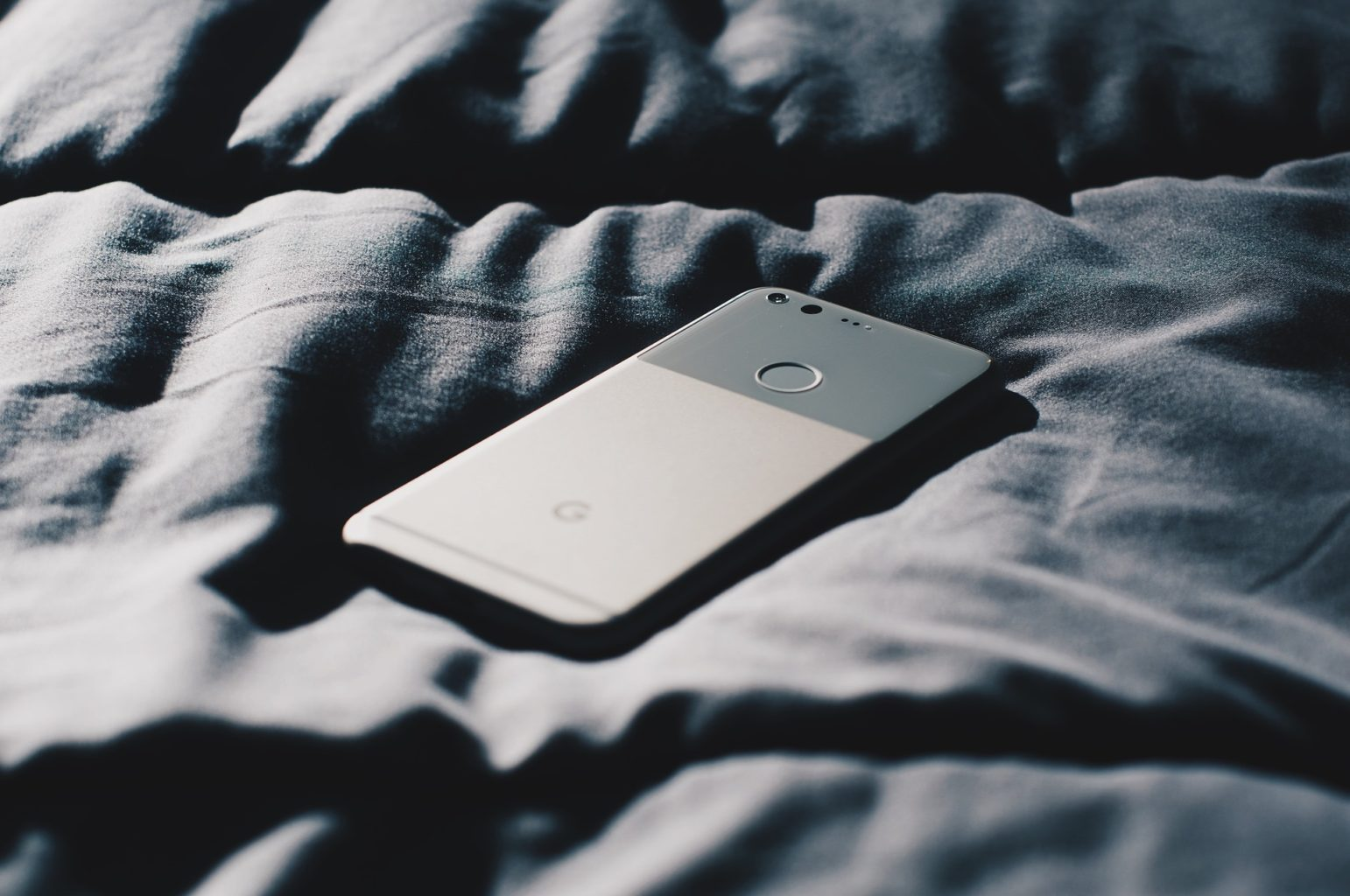 Sleeping with your phone in another room can improve your sleep quality and quantity