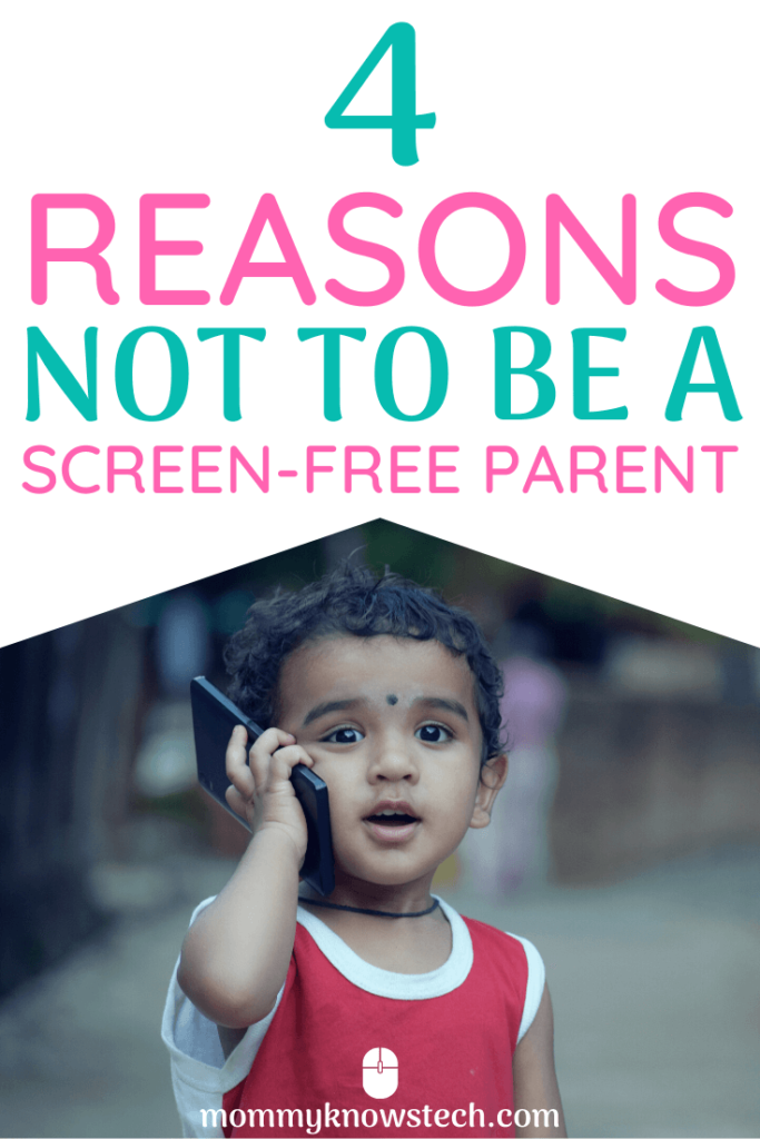 Although the media is full of reports on the negative effects of screen time for kids, I am not a screen-free parent. I believe there are benefits of screen time for kids. Here's why.